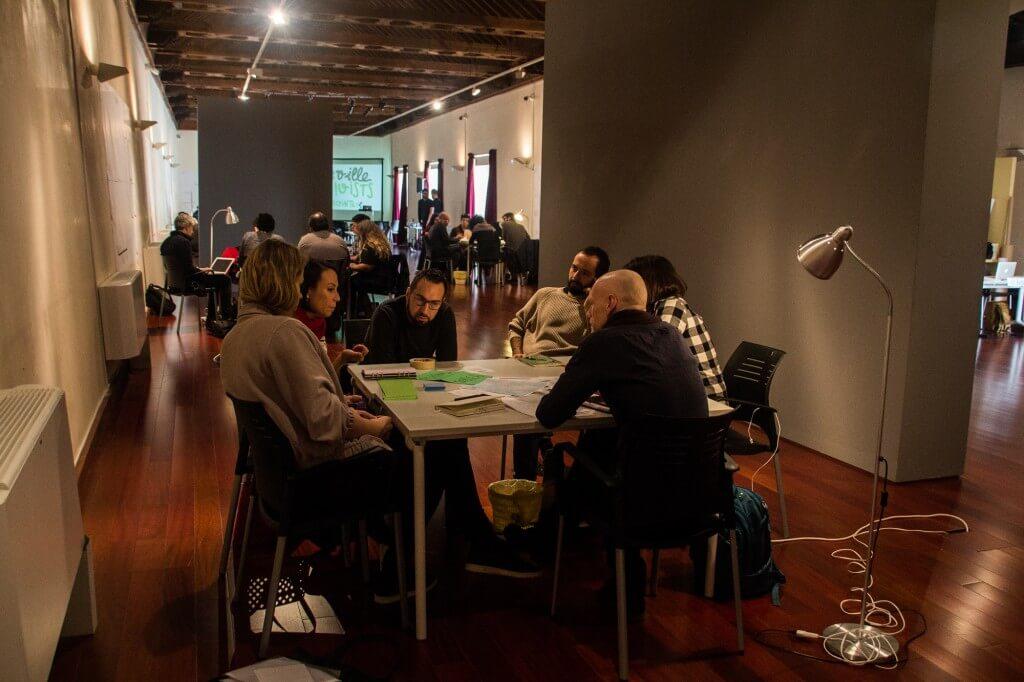 40 activistas de toda Europa se reúnen en Sevilla para desarrollar una Plataforma de Financiación Participativa